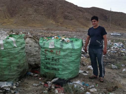Solid Waste in Khorog