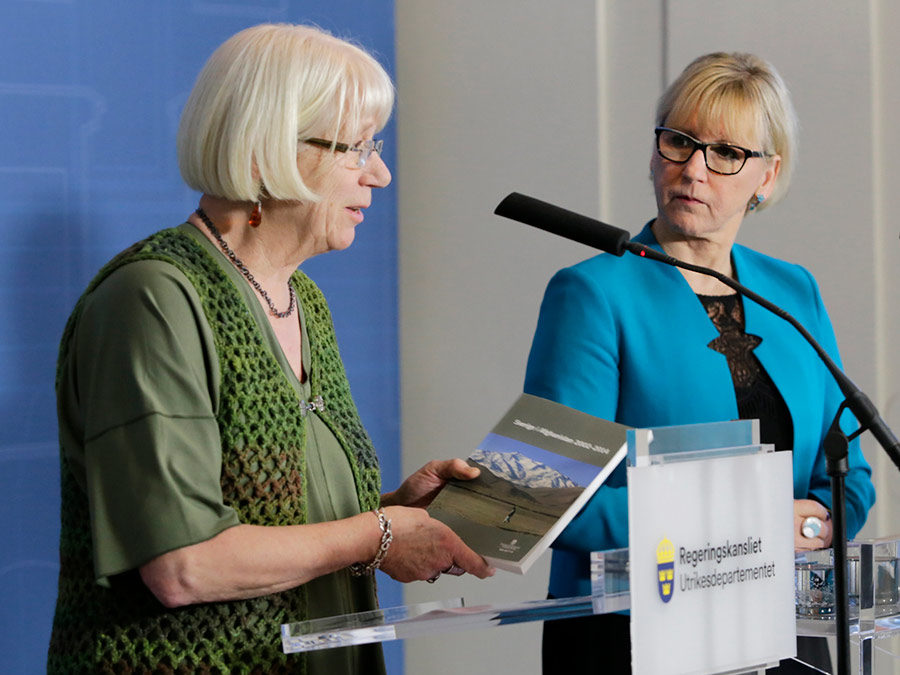 Inquiry on Sweden's  engagement in Afghanistan  finalised